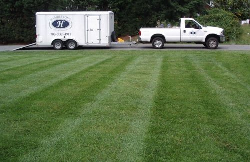 Hambleton Lawn & Landscape Services in Northern Virginia